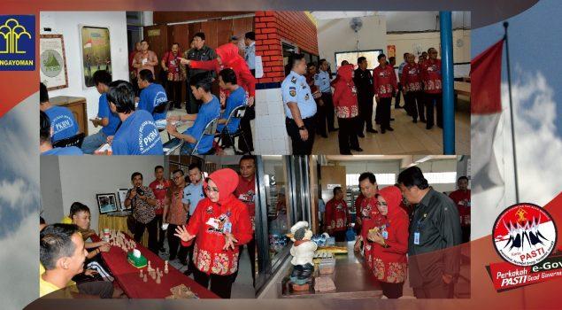Kanwil Jatim Pelajari Program Pembinaan di Lapas Narkotika Jakarta