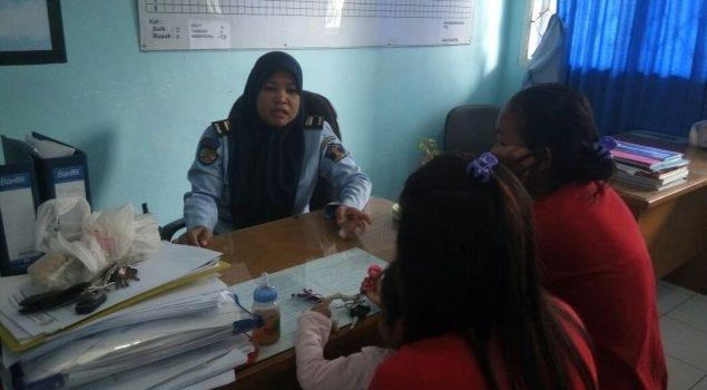 CPNS Lapas Perempuan Sungguminasa Gagalkan Penyelundupan Pil PCC