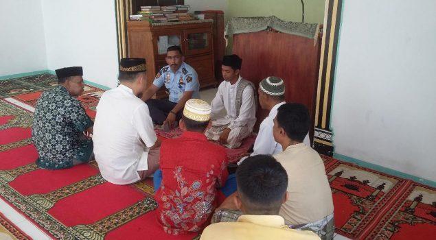 Sering Ikut Pengajian, Napi Rutan Jantho Jadi Mualaf