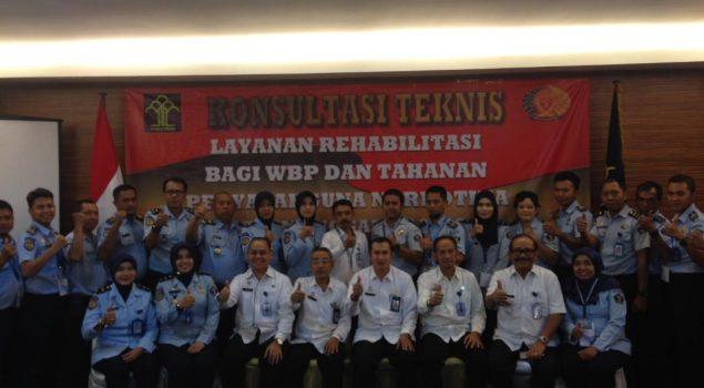 Pecandu & Korban Narkotika Wajib Jalani Rehabilitasi Medis & Sosial