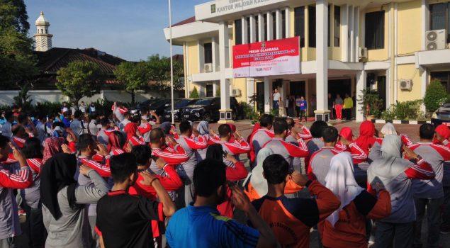 Peringati Hari Bhakti PAS ke-54, Kanwil Kalsel Gelar Pekan Olahraga