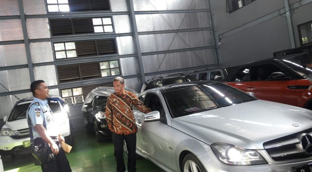Rupbasan Bandung Terima Kunjungan Kepala Rupbasan Pangkalpinang