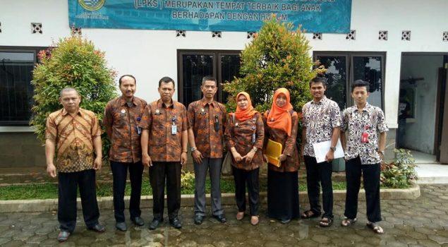 Tim Bapas Bandung Pantau Klien Anak di LPKS-ABH Subang