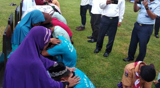 Tangis Anak & Orangtua Pecah di LPKA Mataram