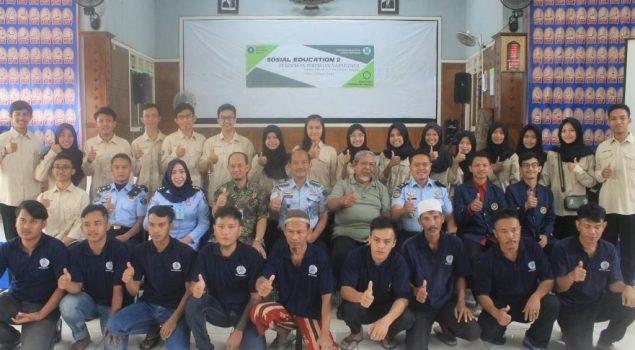 WBP Lapas Bogor Belajar Pertanian Terpadu