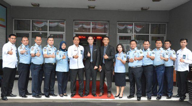 Rombongan Singapore Prison Services Puji Pembinaan WBP di LPN Jakarta