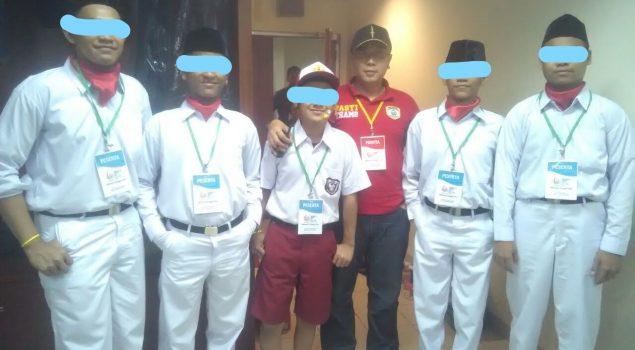 5 Anak LPKA Jakarta Tampil di IPAFest 2018