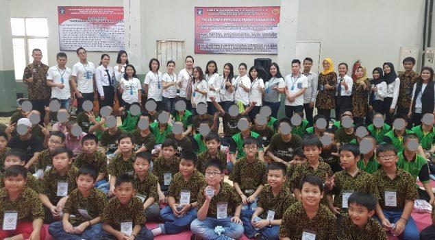 Kedatangan Sekolah Tunas Bangsa Memotivasi Anak Didik LPKA