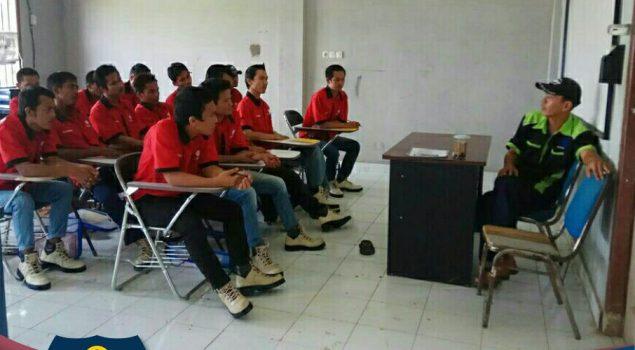 Pelatihan Kejuruan Las Tingkatkan Kompetensi WBP Lapas Banyuasin