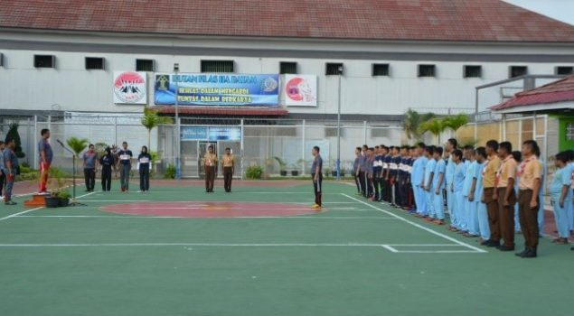Pekan Olahraga Tumbuhkan Kedekatan WBP & Petugas Rutan Batam