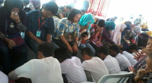 Family And Society Gathering Bangun Kebersamaan di LPKA Blitar