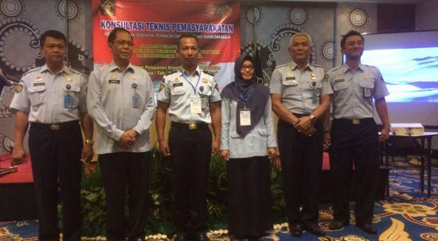 3 Petugas Rutan Bantul Ikuti Konstek Peningkatan Pelayanan Keswat bagi Tahanan/Narapidana