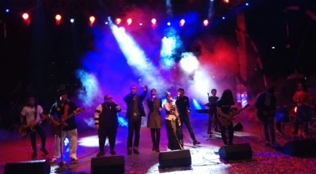 Kolaborasi Antrabez Band dengan Para Musisi Pukau Penutupan IPAFest 2018