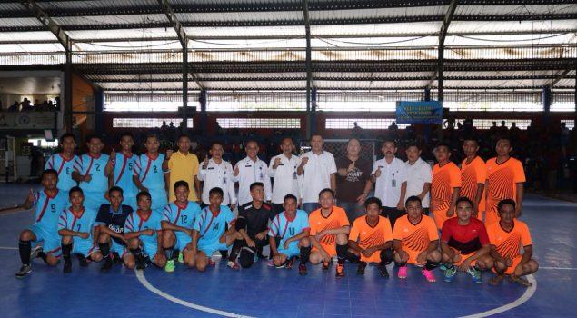 Lapas Banjarbaru Juara Futsal Antar UPT se-Kalsel