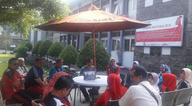 Rupbasan Bandung Tingkatkan Kewaspadaan Selama Ramadhan & Jelang Lebaran
