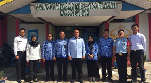 Kakanwil Kalsel: Rutan Marabahan Bagus & Bersih