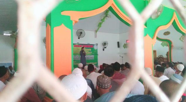 Tausyiah & Dzikir Sambut Ramadan di Lapas Narkotika Sungguminasa