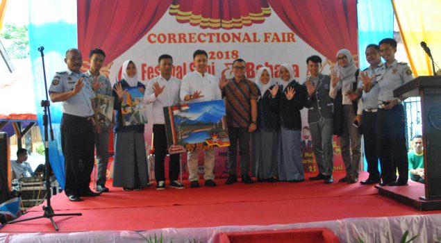 WBP Rutan Rangkasbitung Sabet Juara Festival Seni & Bahasa