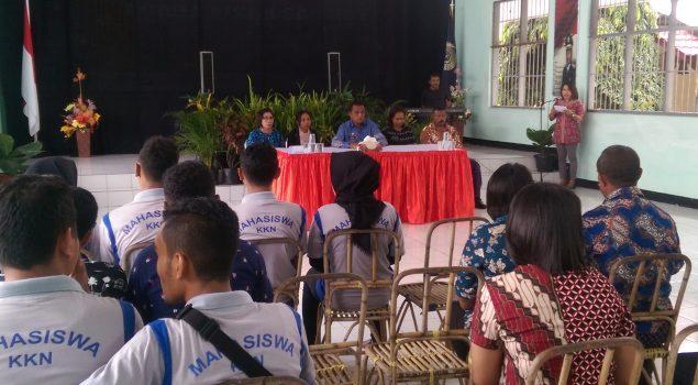 Usai PKL & KKN di Lapas Ambon, Siswa SMK & Mahasiswa FH Mengaku Lebih Disiplin