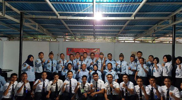 Sambangi LPKA Martapura, Kakanwil Kalsel: Terlibat Politik Sanksinya Berat