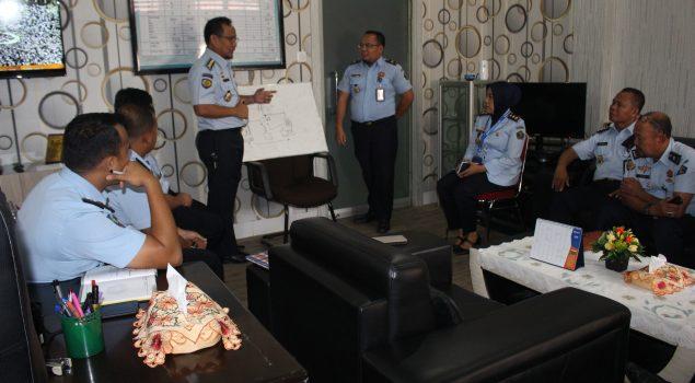 Lapas Pekanbaru Mulai Persiapkan Layanan Kunjungan Idul Fitri