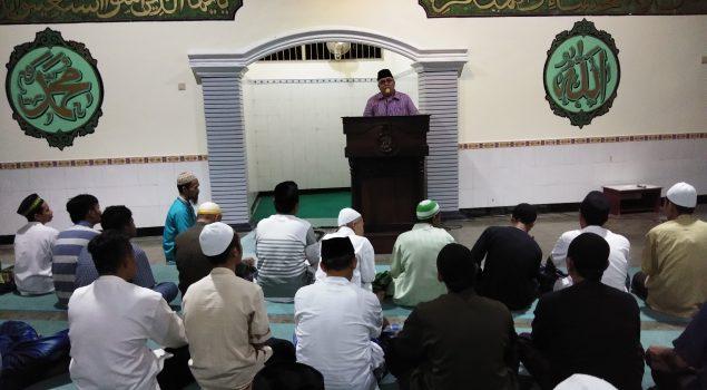 Kadiv PAS Yogya: Ramadan Momen Berubah ke Arah yang Lebih Baik