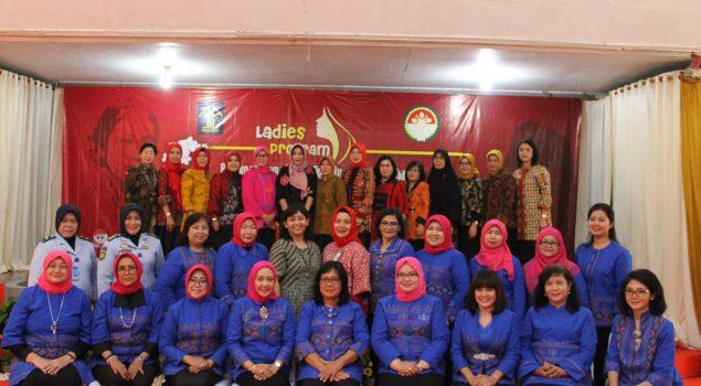 Lembaga Pemasyarakatan Perempuan Tangerang Terima Kunjungan Ditjen AHU Kemenkumham