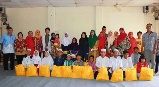 Bapas Jakarta Timur-Utara Santuni Yatim Piatu