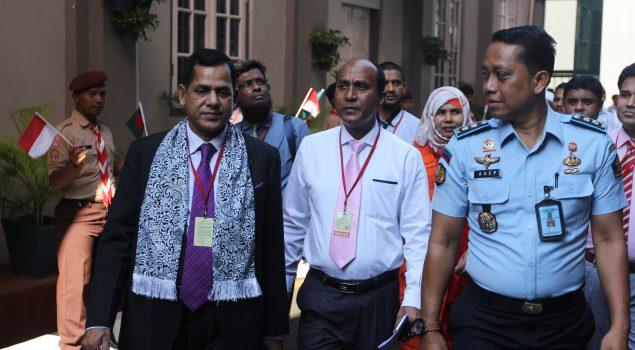 Department of Narcotics Control Bangladesh Pelajari Pengendalian Narkotika di LPN Jakarta