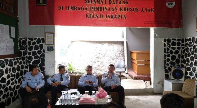 LPKA Jakarta Sosialisasikan Perubahan Jam Kerja Selama Puasa