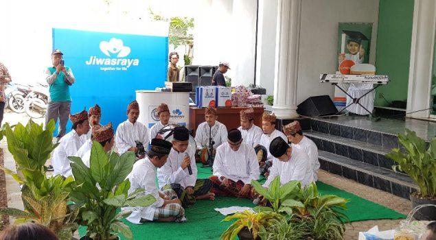 Hadroh WBP Lapas Metro Hibur Family Gathering Asuransi Jiwasraya