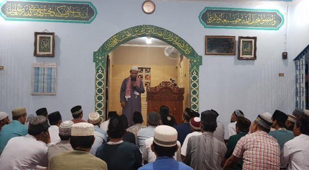 Lapas Metro Gelar Ibadah Malam Nisfu Sya'ban