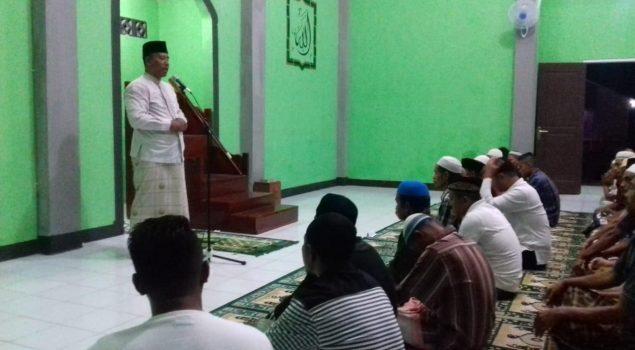 WBP Muslim Lapas Piru Ikuti Pembinaan Rohani Selama Ramadan