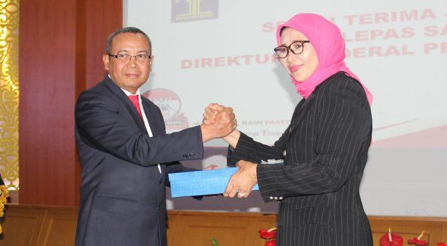 Utami, Direktur Jenderal Pemasyarakatan Perempuan Pertama di Indonesia