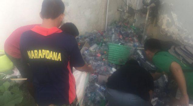 Rutan Majene Tabung Sampah Untuk Ambulans