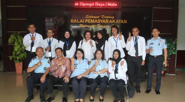 Sinergi UU SPPA Bagi Aparat Penegak Hukum Dibahas di Bapas Jakarta Pusat