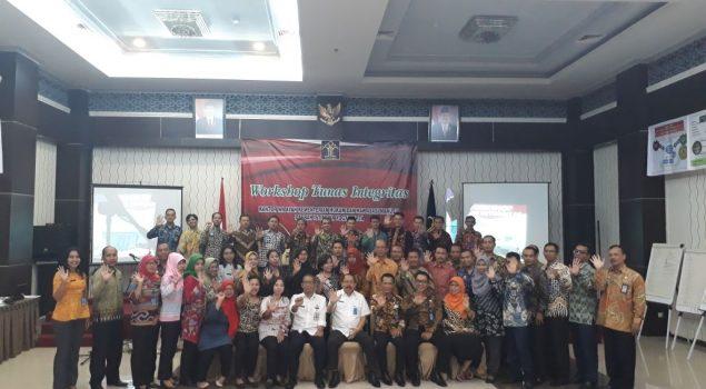 Petugas Bapas Yogyakarta Ikuti Workshop Tunas Integritas