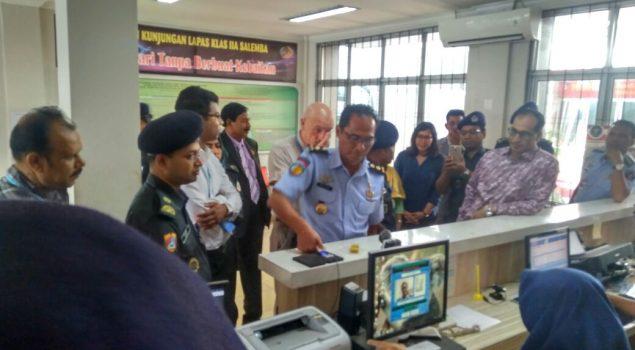 Delegasi Kepenjaraan Bangladesh Pelajari Pembinaan dan SDP di Lapas Salemba