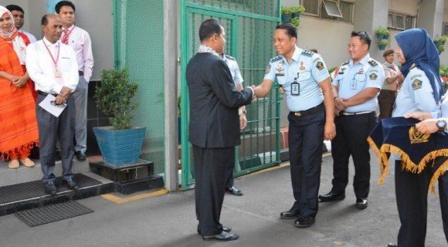 Department of Narcotics Control Bangladesh Sambangi Lapas Narkotika Jakarta
