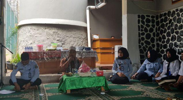 Sambut Ramadhan, LPKA Jakarta Gelar Pengajian