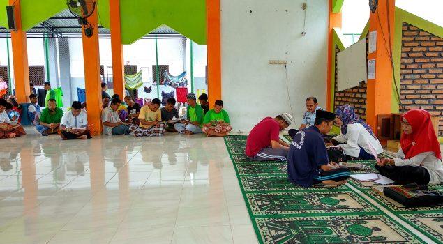 WBP Rutan Raha Perdalam Ilmu Al Quran