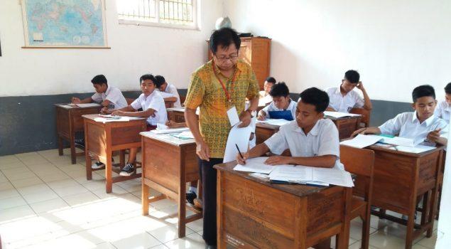 11 Anak LPKA Tangerang Ikuti USBN Tingkat SD