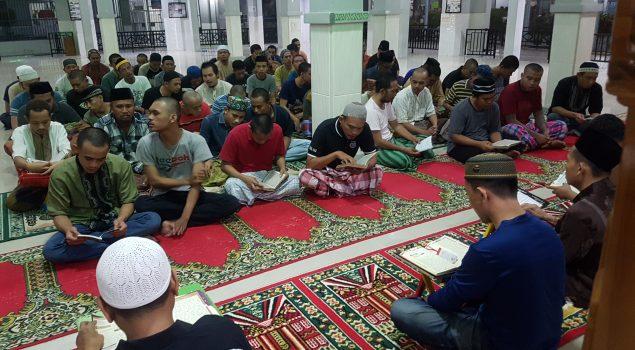 Pembinaan Kerohanian Jadi Perhatian di Rutan Makassar
