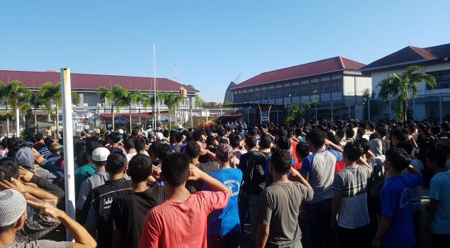 WBP Rutan Makassar Harus Miliki Kesadaran Berbangsa