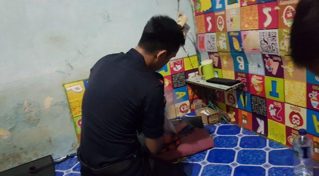 Sidak Satgas Kamtib Rutan Makassar Sasar Blok Narkoba & Tipikor