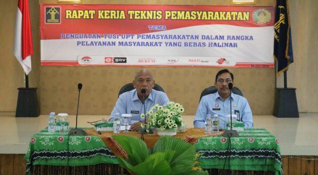Kakanwil Kalsel Minta Ka. UPT Terjun ke Lapangan & Tindak Tegas Pelanggaran