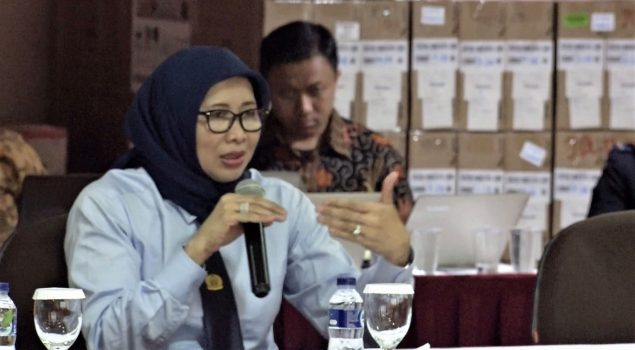 DitjenPAS Evaluasi 24 Satker Lapas Industri Jakarta