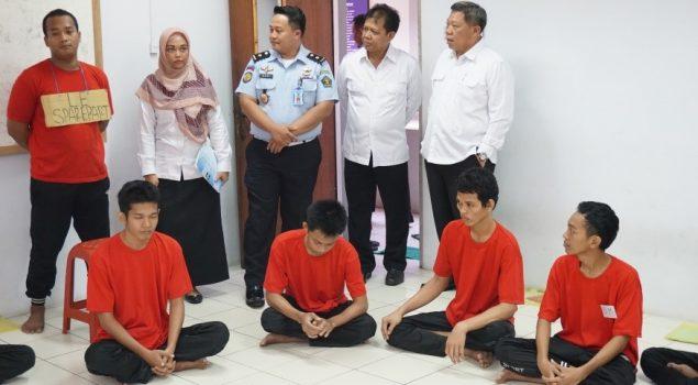 Lapas Narkotika Jakarta-BNN Koordinasikan Penguatan Pencegahan Narkoba