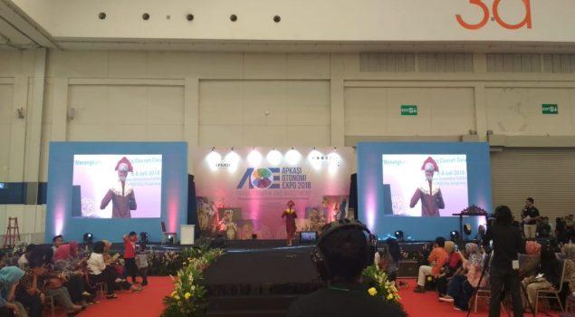 Pertunjukan Seni WBP Meriahkan Hari Ke-2 APKASI Otonomi Expo 2018