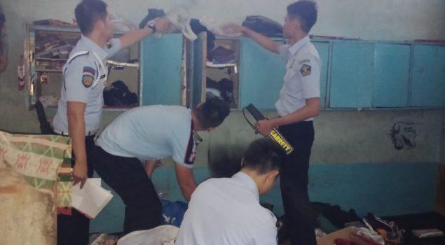 Ruang Tahanan Dirazia, Tak Ada Kamar Istimewa di Rutan Prabumulih